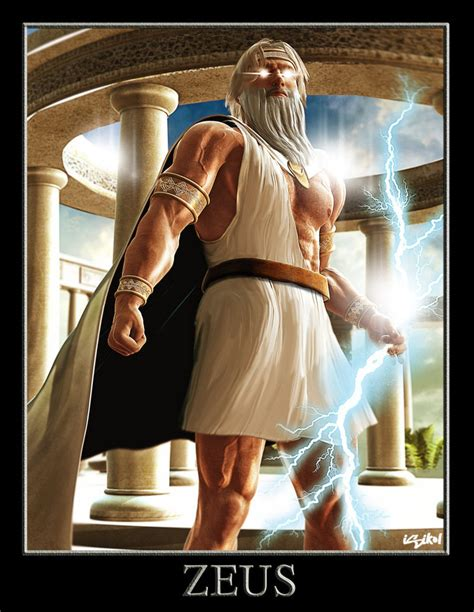 zeus the zeus god pictures images