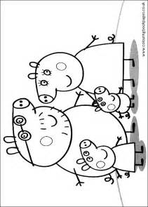 Peppa Pig Colouring Pages Printable Pictures And Sheets Peppa Pig Coloring Page