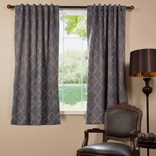 63 Inch Curtains 63 Inches Curtains Overstock Shopping Stylish Drapes