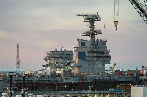 Northrop Grumman Background Check Carrier Radar Easr Amdr Raytheon Newport News Shipbuilding Navy Northrop Grumman Cvn78