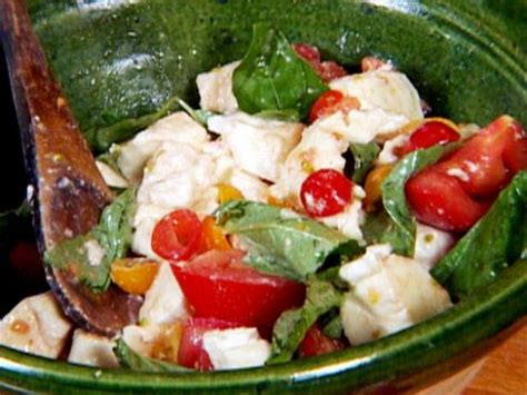 tyler florence salad caprese salad recipe tyler florence food network
