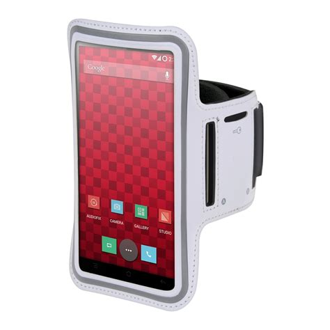 Sporty Phone Armband kwmobile sport armband for oneplus one key tray running mobile phone