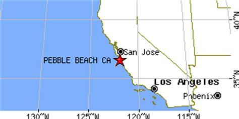 pebble california map pebble california ca population data races