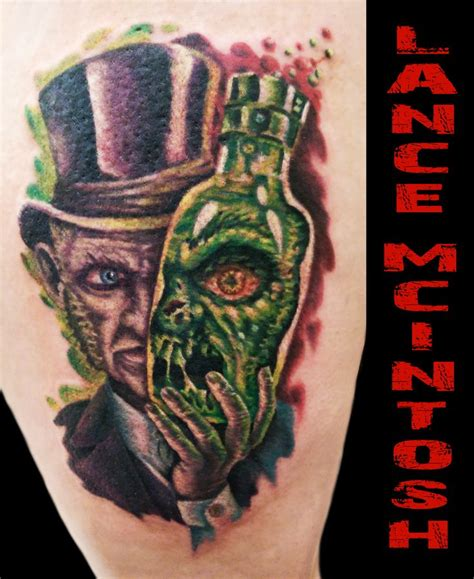 jekyll and hyde tattoo 593 best ideas about ink me on sharks cross