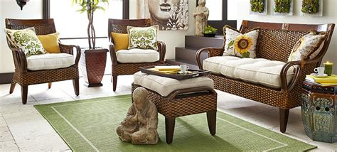 can rattan furniture be used outdoors wicker furniture pier 1 imports