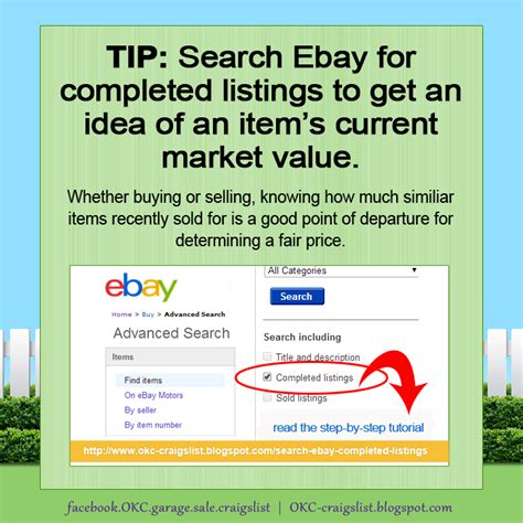 tip what s it worth use ebay tool to find a fair price
