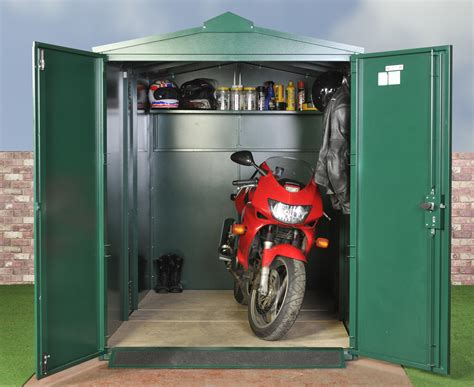 Motorcycle Garage by Shed Project Instant Get How To Build A Motorcycle