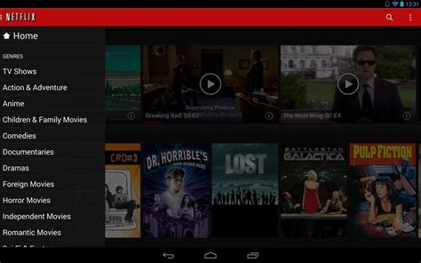 netflix  android update brings updated ui smoother