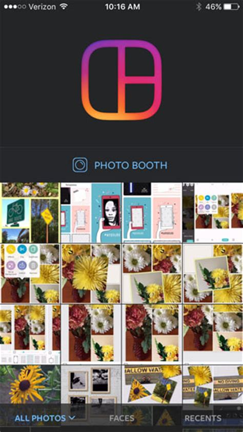 download layout from instagram collage best photo collage app for iphone compare the 5 best