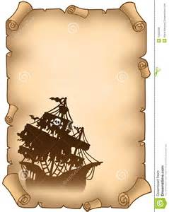 Pirate Scroll Template by Jake And The Neverland Treasure Map Template Best