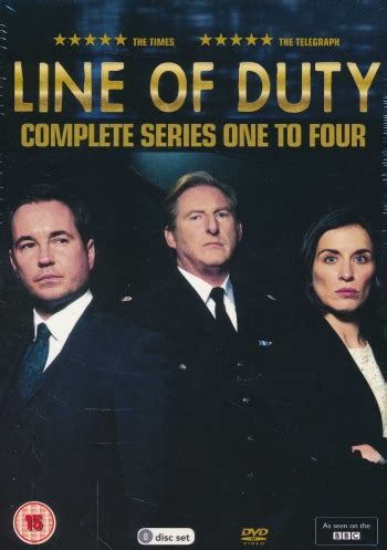 se filmer line of duty gratis line of duty series 1 4 import dvd discshop se