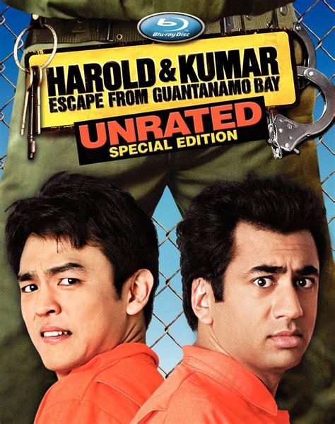 Harold Kumar Escape From Guantanamo Bay 2008 Full Movie Harold Kumar Escape From Guantanamo Bay Dvd Release Date July 29 2008