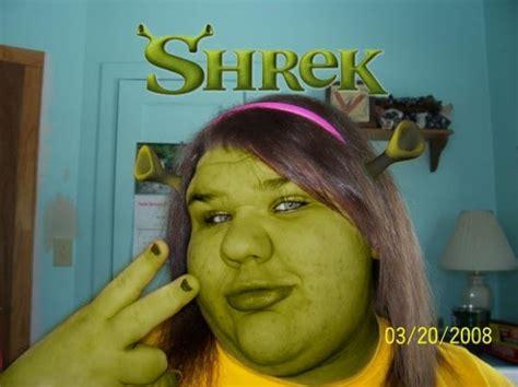 imagenes de personas gordas graciosas mujeres feas shrek fotos graciosas fotos chistosas