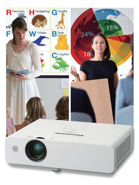 Proyektor Panasonic Terbaru panasonic luncurkan proyektor terbaru untuk bisnis pendidikan okezone techno