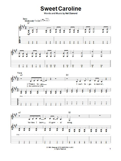 dollhouse ukulele chords easy sweet caroline sheet direct