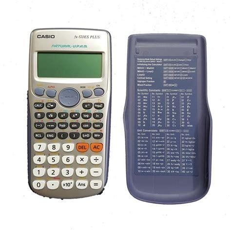 casio calculator fx es     pm