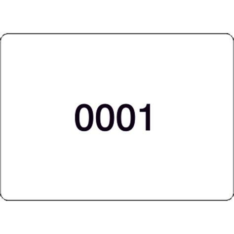 Etiketten Auf Rolle Bestellen by Nummerierte Etiketten Auf Rolle Zahlen 1 1000 G 252 Nstig