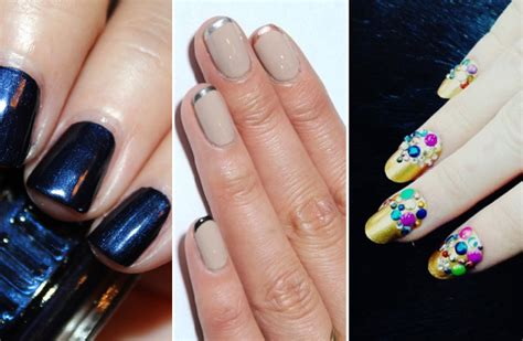 pictures of newest nail trends fall nail trends to try right now