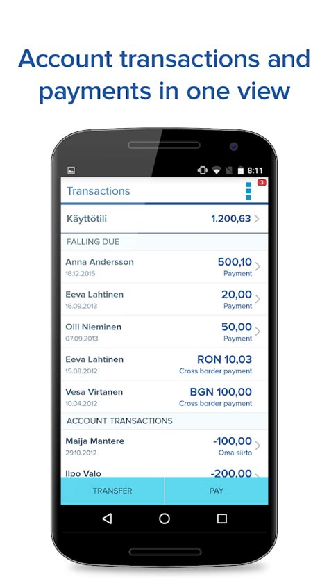 netbank mobile nordea corporate mobile bank android apps on play