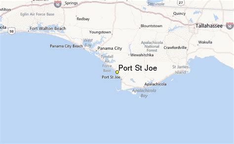 port st joe florida map port st joe weather station record historical weather