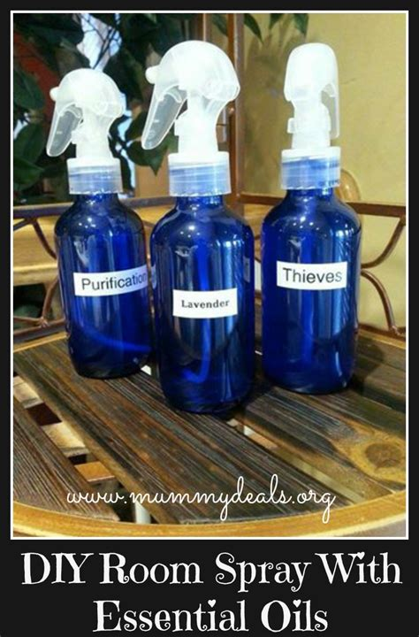 how to make a room spray with essential oils diy room spray with essential oils