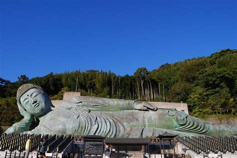 reclining buddha statue nanzo in wikipedia
