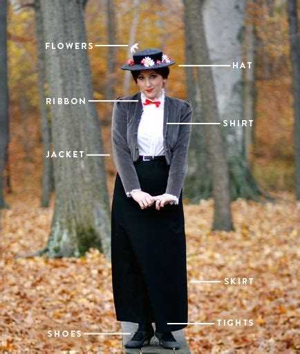 create   mary poppins costume mary poppins