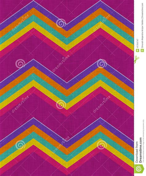 fabric pattern styles mexican chevrons pattern stock illustration image 41764747