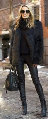 Light Grey Booties 5 Fur Jacket Looks To Inspire