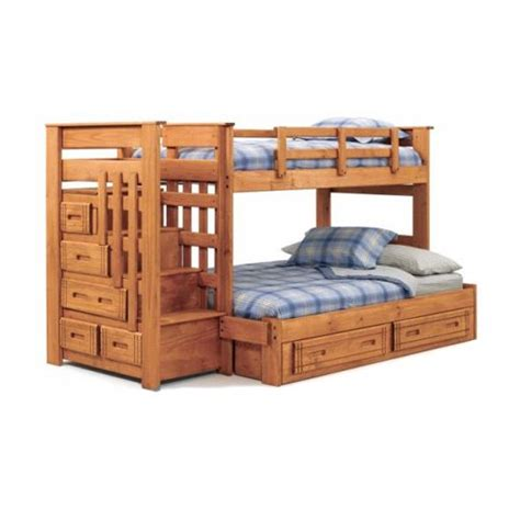 bunk bed  stairs plans bed plans diy blueprints