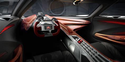 Citroen Gt Interior by 2008 Citroen Gt Concepts