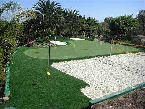 backyard putting greens cost outdoor turf carpet artificial gr for decorative use