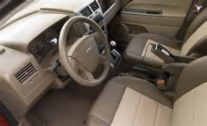 2007 Jeep Compass Interior Caranddriver