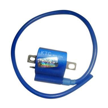 Koil Motor Injeksi Merk Ktc jual kitaco ktc coil ignition koil racing motor for rx king biru harga kualitas