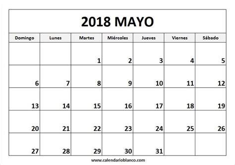 Calendario M Ayo Para Imprimir Calendario Mayo 2018 Fondos De Pantalla