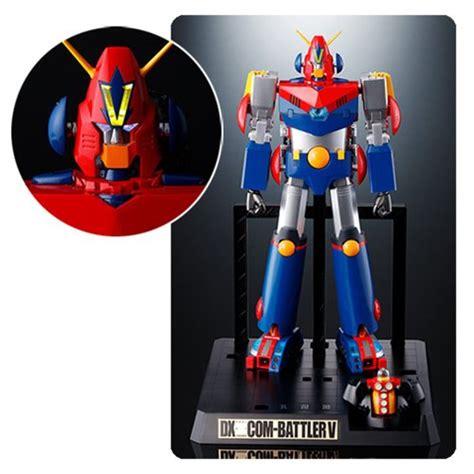 combattler v figure cho denji robo combattler v dx soul of chogokin figure