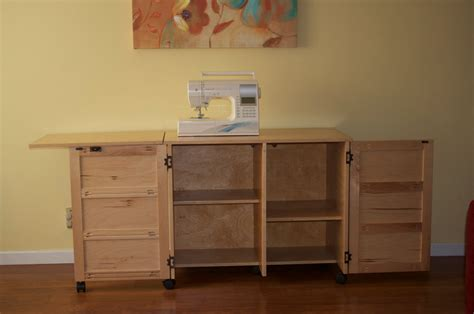 custom sewing machine cabinets sewing cabinet sewing machine table