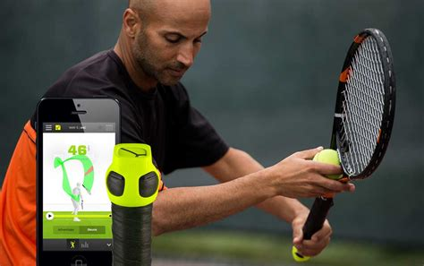 zepp tennis swing analyzer zepp in the news