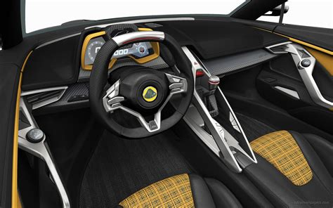 Lotus Interior 2015 lotus elise concept interior wallpaper hd car