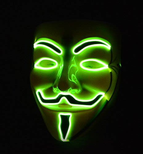 light mask jenniwears v for vendetta fawkes light