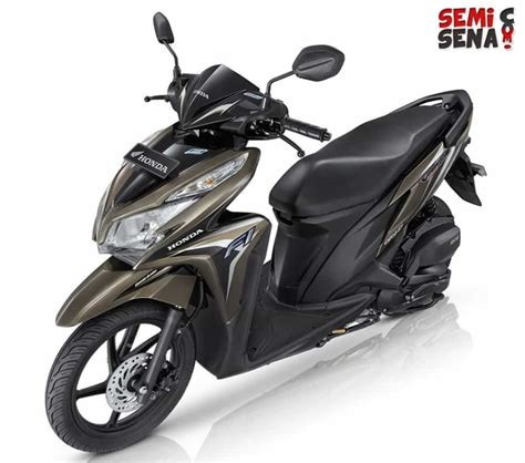 New Vario 150 Cbs Iss 2016 Brown harga honda vario 125 esp 2017 review spesifikasi