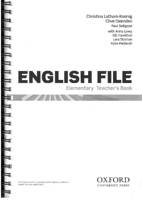 english file 3rd edition english file elementary 3rd edition