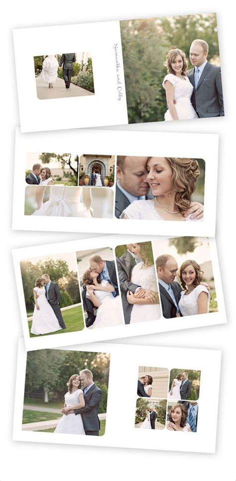 How To Make Wedding Album Layout by 25 Beautiful Wedding Album Layout Designs For Inspiration