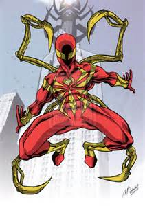 gallery gt iron spider armor wallpaper