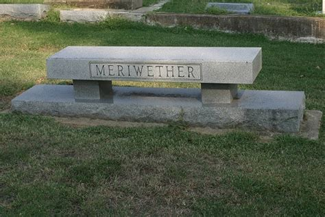 cemetery bench monuments cemetery monument and headstone options 171 fsn funeral homes
