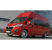 DUCATO FIAT KITS CARROSSERIE Kit Tuning Carrosserie