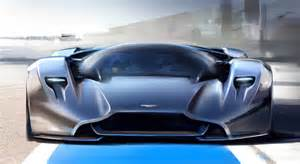 Aston Martin Vision The Motoring World Goodwood Aston Martin Dp 100 Vision