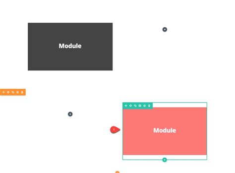 zend framework 2 layout per module how to overlap modules and rows to create unique layouts