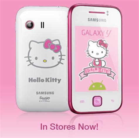 hello kitty wallpaper samsung galaxy young samsung galaxy y hello kitty in malaysia