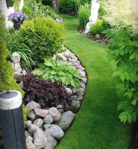 Landscape Gardening Ideas For Small Gardens Rockery Designs For Small Gardens Small Rock Garden Ideas Garden Barninc Lighting Furniture